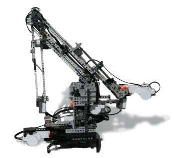 Intelligent Robotic Arm