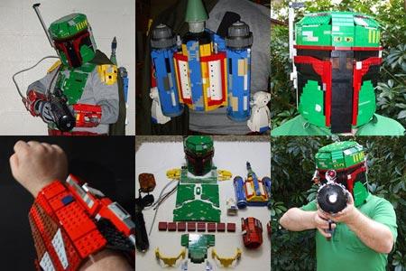 LEGO Boba Fett Costume