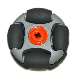 New Rotocaster Omni-Directional Wheel