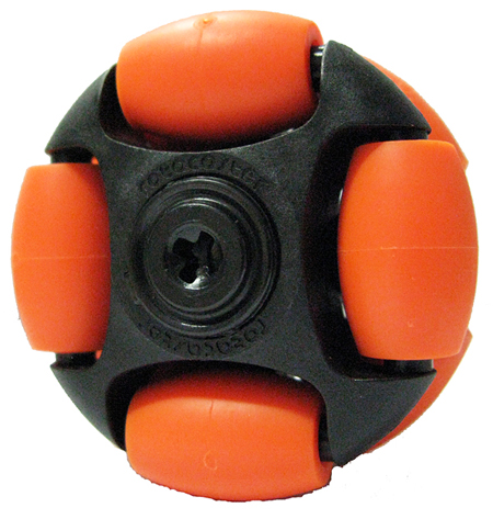 Rotacaster Robot Wheel (LEGO-compatible)