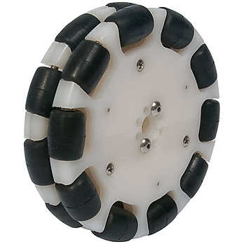 Tetrix Omni-Directional Wheels
