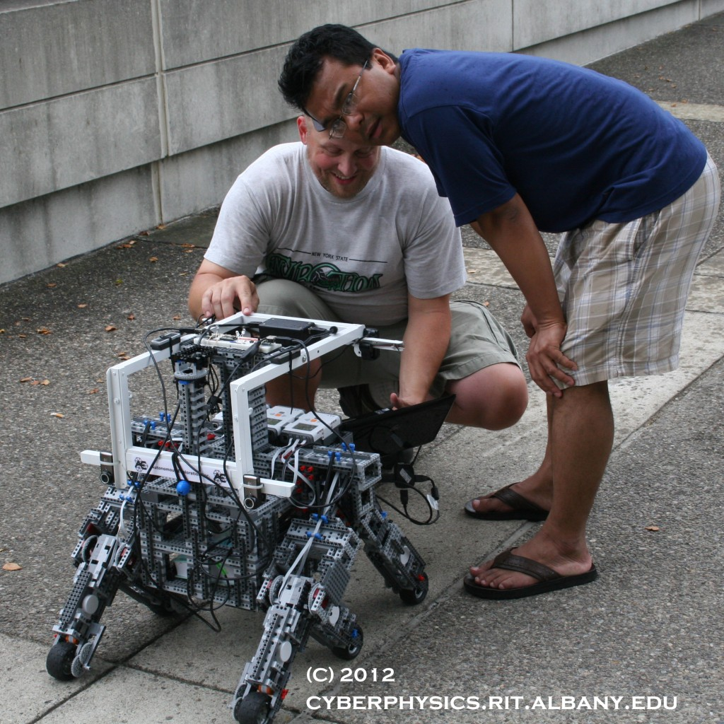 Image of KnuthLab Exploration Rover