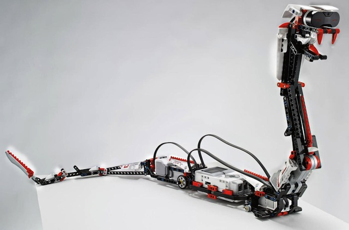 LEGO Mindstorms EV3: Hackable, Linux, Android and iOS ...