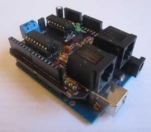 NXT Motor Shield